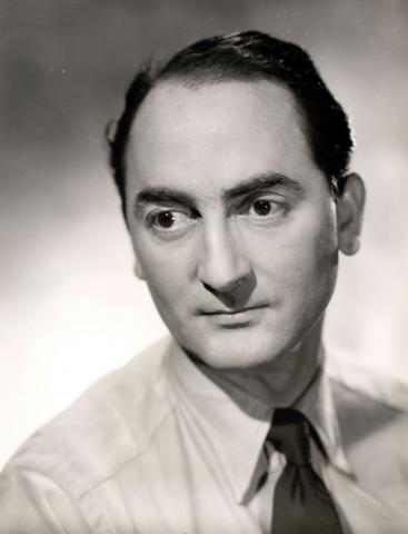 Monty Berman Photo [Source, Cinema Museum]